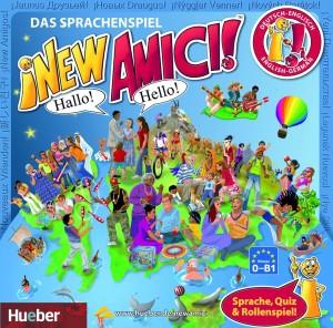 Sprachenspiel ¡New Amici! für Groups, Clubs oder Familien